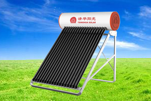 All glass vacuum tube solar water heater